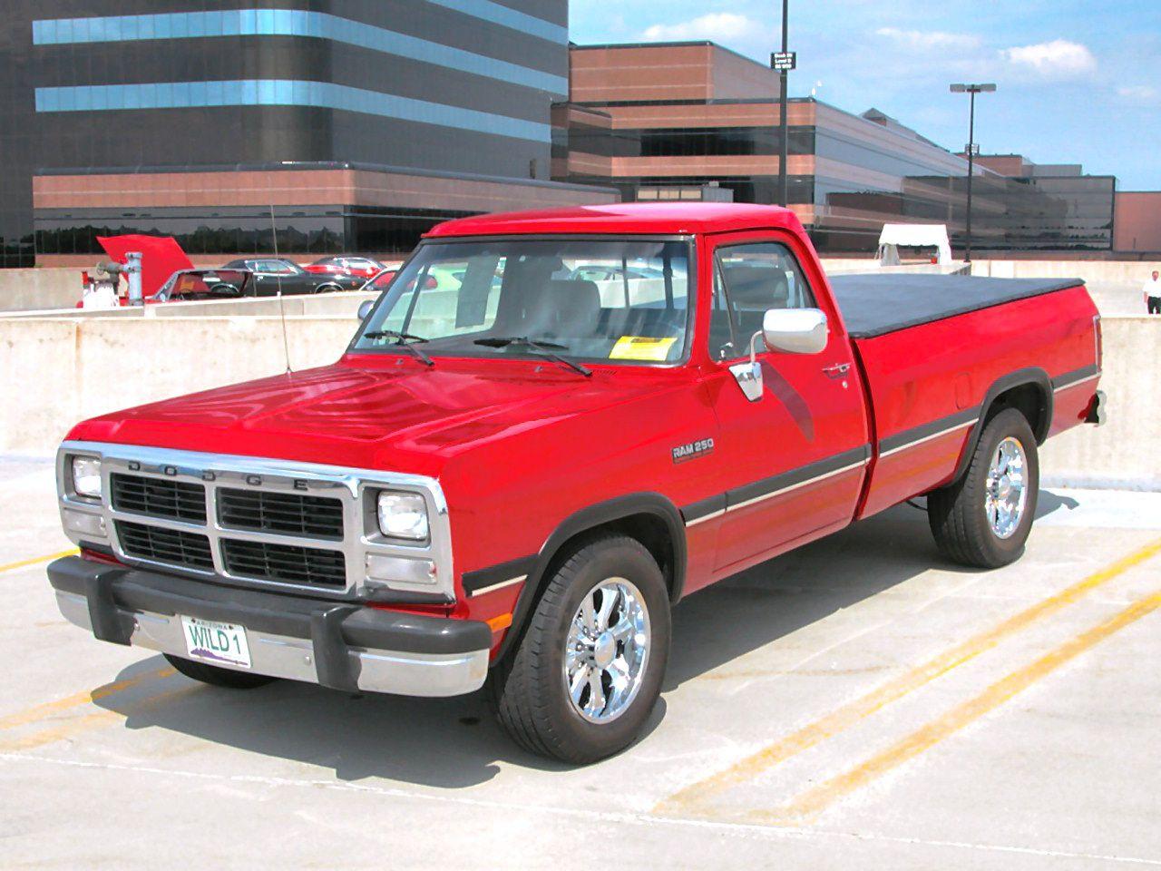 1992 Dodge Ram 250 Cummins Dodge Pickup Dodge Trucks Dodge