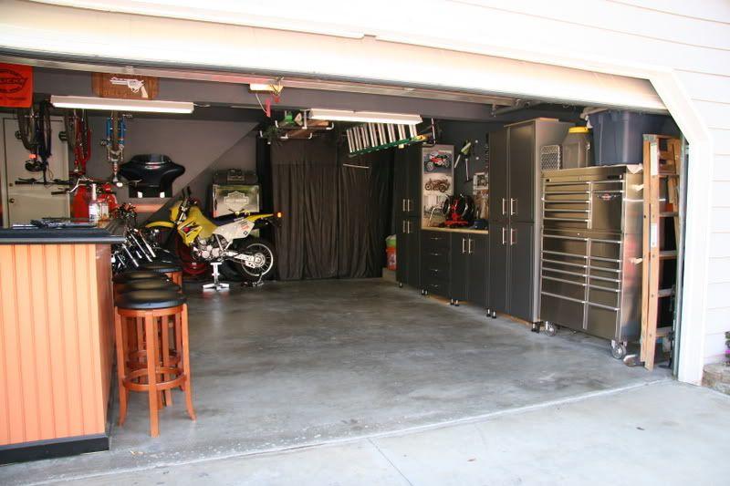 Man Cave Garage Journal : Harley garage decor the journal board gadgets