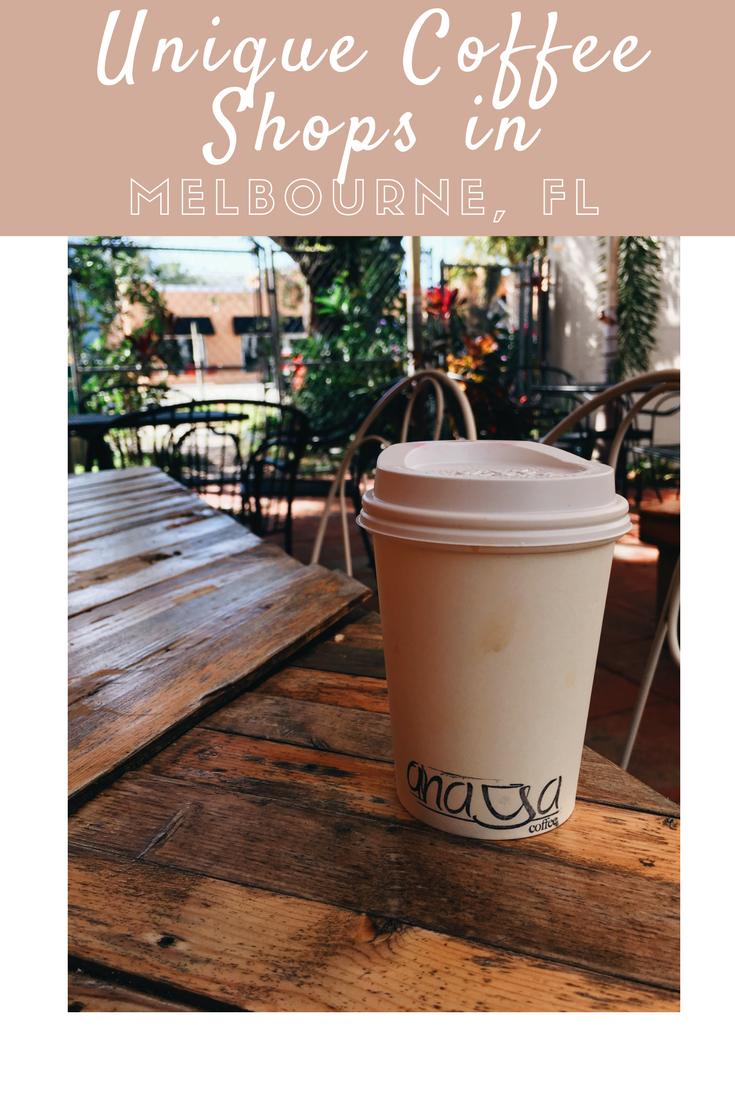 Unique Coffee Shops in Melbourne, Florida #uniquecoffee