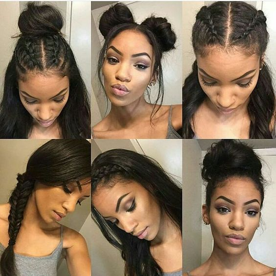Coco Black Hair Provide Most Natural Looking Hair Pretty African American Hair Ideas #africanamericanhair