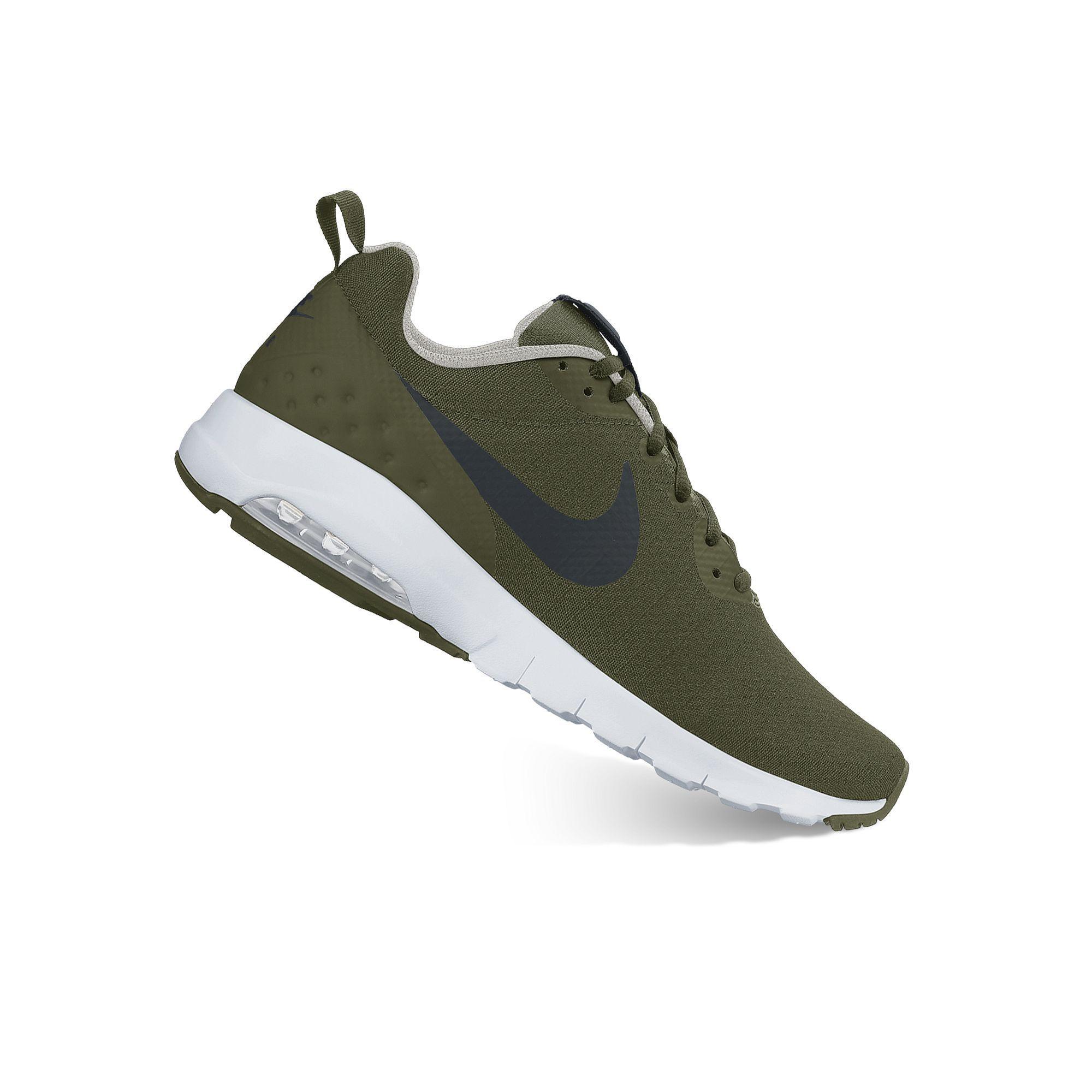 b8cb6060690e Nike Air Max Motion Low Premium Mens Shoes