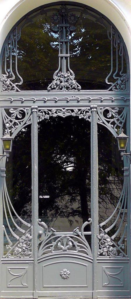 Arnim Schulz Hamburg - Eppendorf - Jugendstil 023 | Flickr & Hamburg - Eppendorf - Jugendstil 023 | Hamburg Doors and Architecture