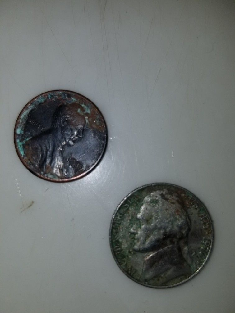 Pin by Phillip Conger on 1989 no mint mark steel struck on copper