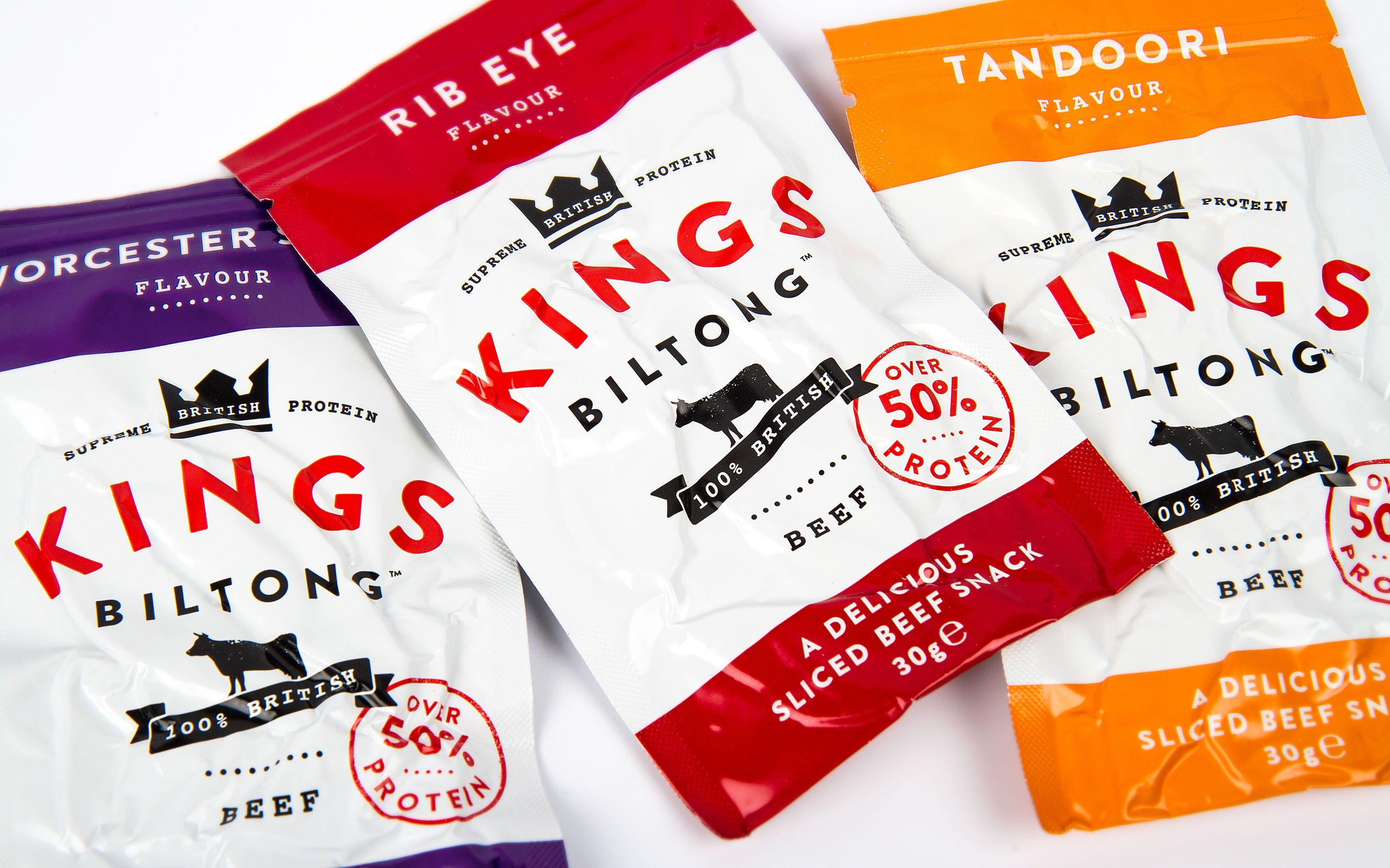 Kings Biltong Branding \u0026 Packaging Design | PCKG / LBL | Pinterest ...