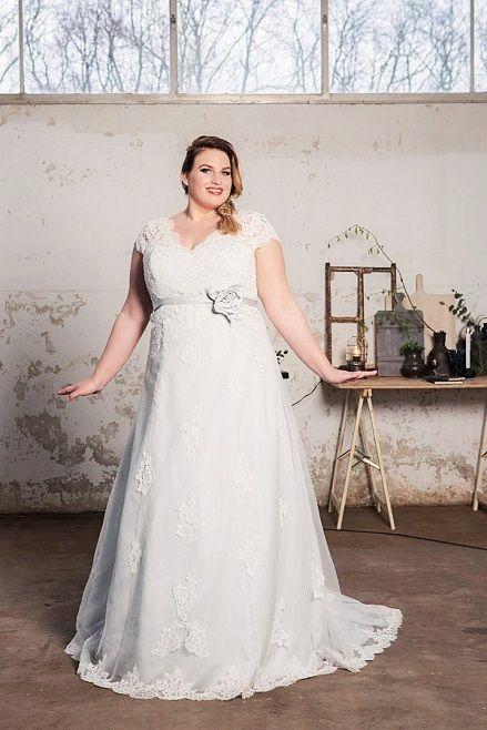 Bridalstar Plus Size Brautkleid Copenhagen | WEDDING DRESSES ...