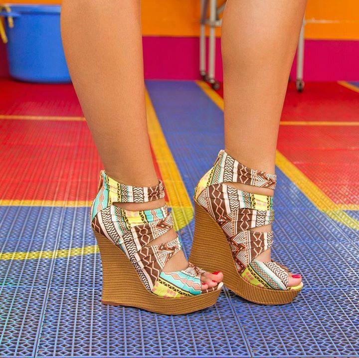 Yo amo lo zapatos