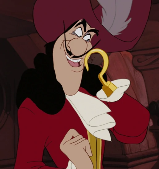 Captain Hook Disney Wiki Fandom Captain Hook Disney Captain Hook Little Mermaid Characters