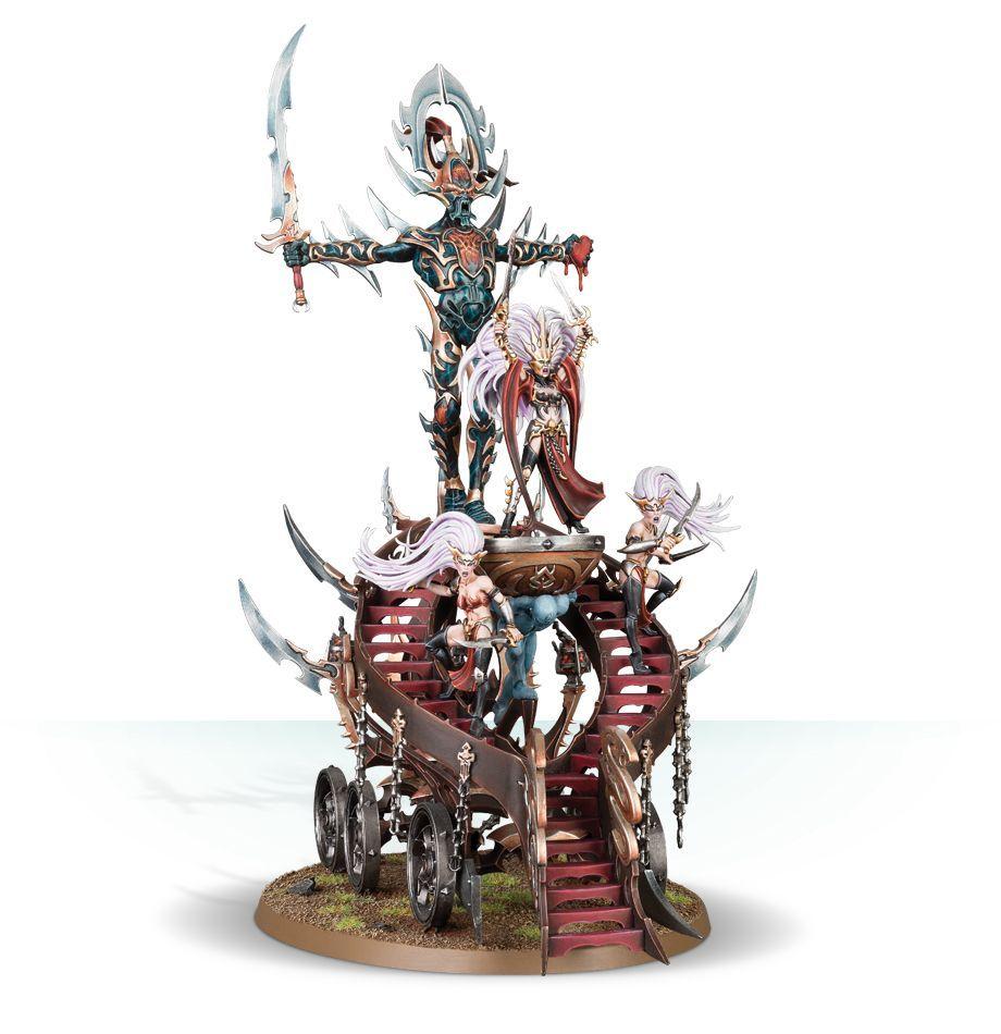 Slaughter Queen On Cauldron Of Blood Games Workshop Webstore