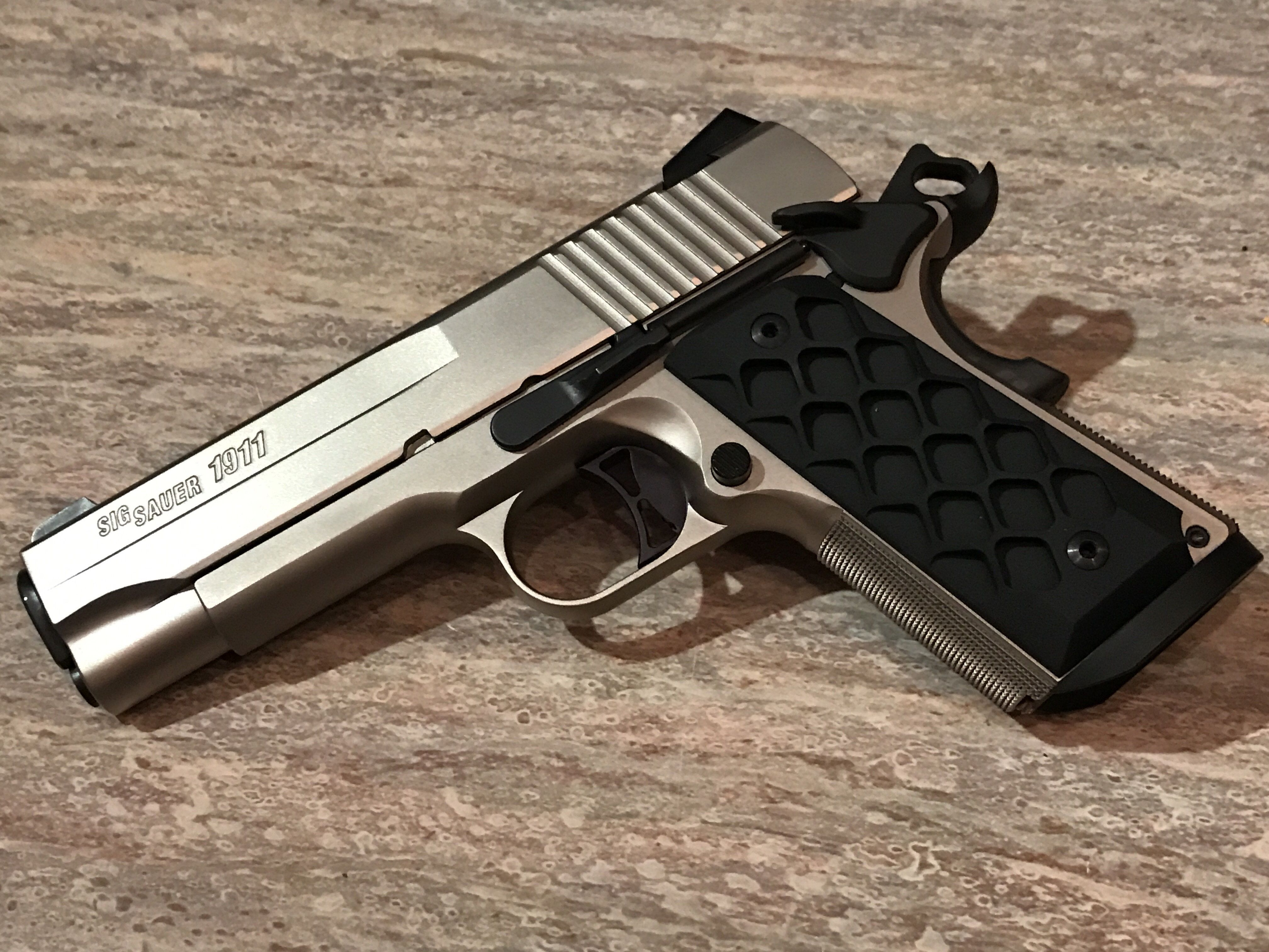 Pin on 1911 Pistol Grips by ROWDYCO