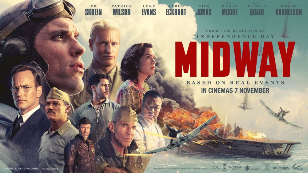 Midway Hd Wallpapers 7wallpapers Net Midway Movie Movies Download Movies