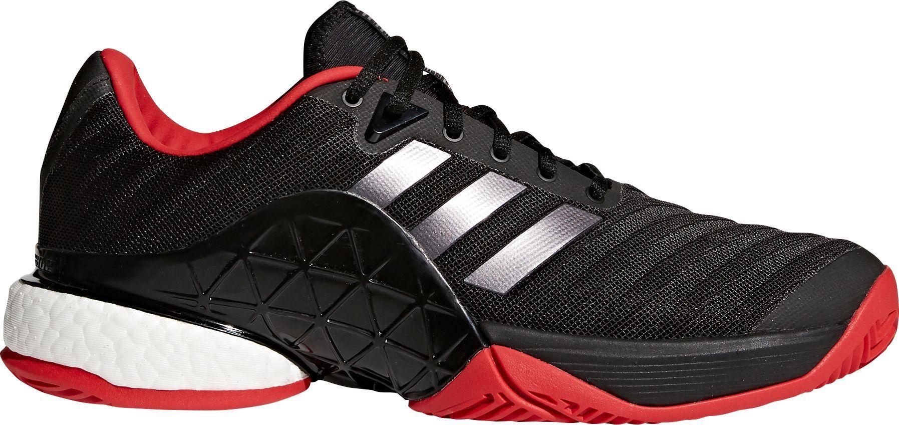 15a3c1c6140c5 adidas Men s Barricade 2018 Boost Tennis Shoes