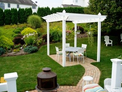 Tips on how to Choose the best Pergola Design for the Garden - Tips On How To Choose The Best Pergola Design For The Garden
