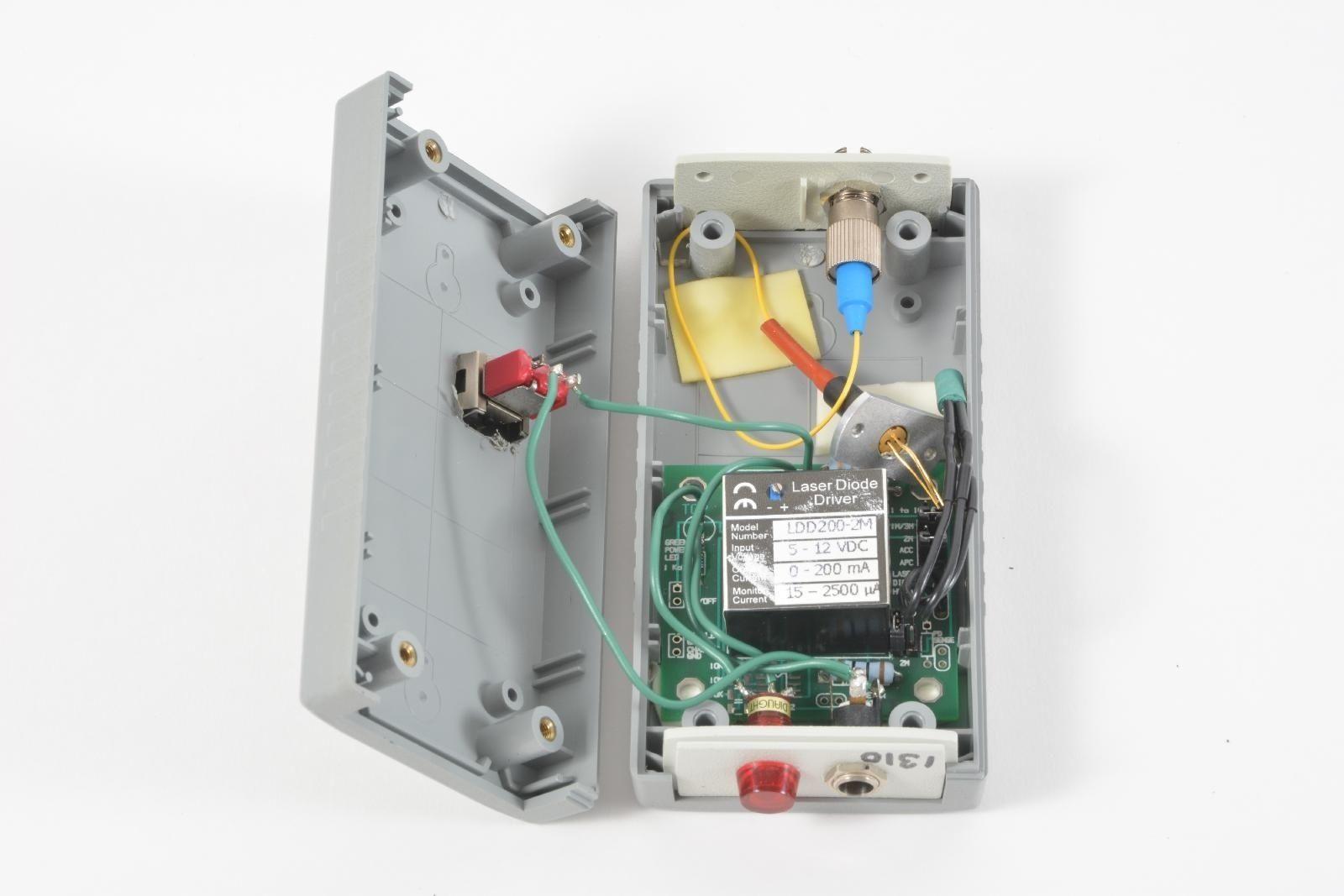 Wavelength Electronics 1310nm Source Ldd200 2m Diode Laser Driver Circuit Lot Of 8