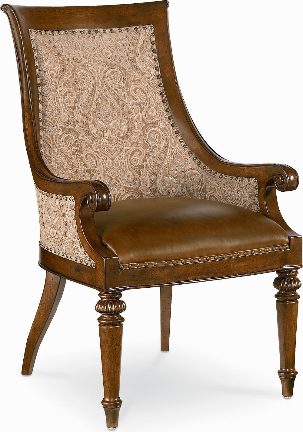 Ernest Hemingway 174 Marceliano Upholstered Arm Chair Can You