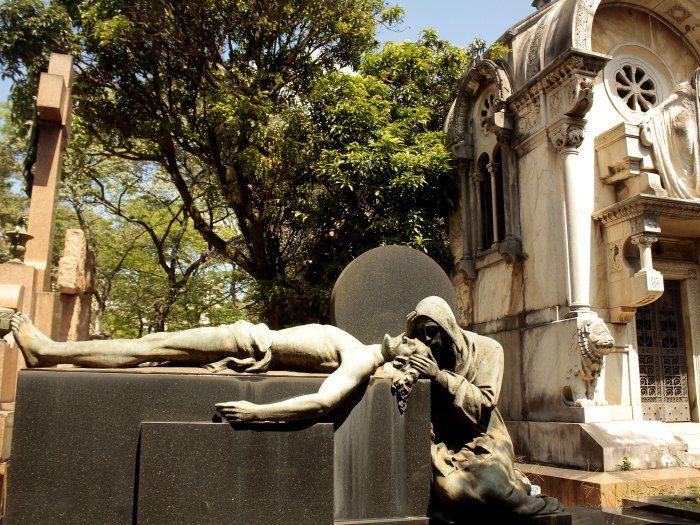 Anjos do Cemitério