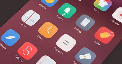 Mengecilkan Icon Xiaomi
