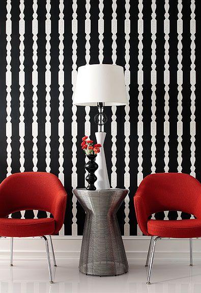 Desire To Inspire Desiretoinspire Net Red And White Wallpaper Work Office Decor White Office Decor