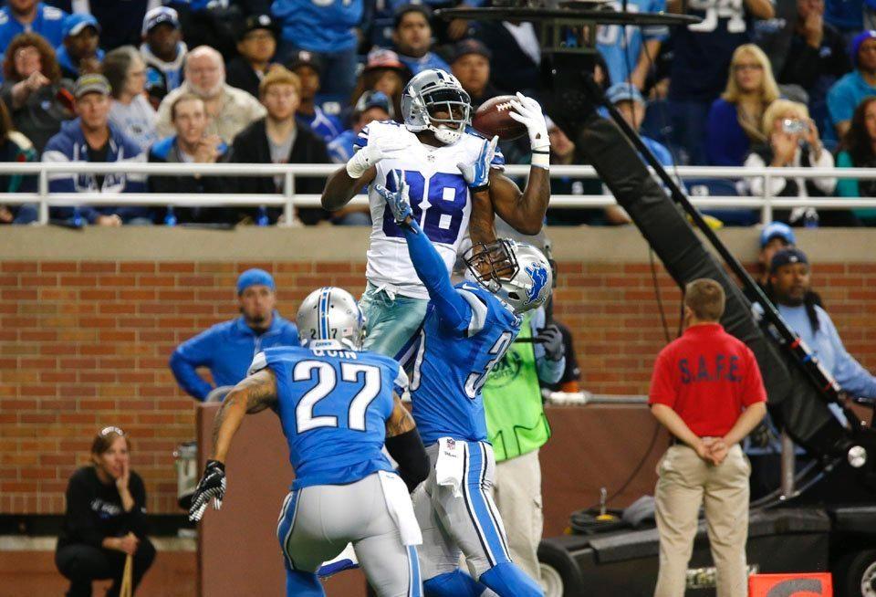 Week 8 Cowboys vs. Lions Cowboys vs, Cowboys, Dez bryant