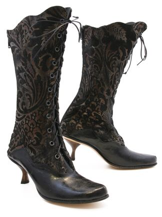 Attention steampunk fans and lovers of vintage romance, Cydwoq's Rescue Boot has your name in paisley written all over it! xo, Ped Shoes.