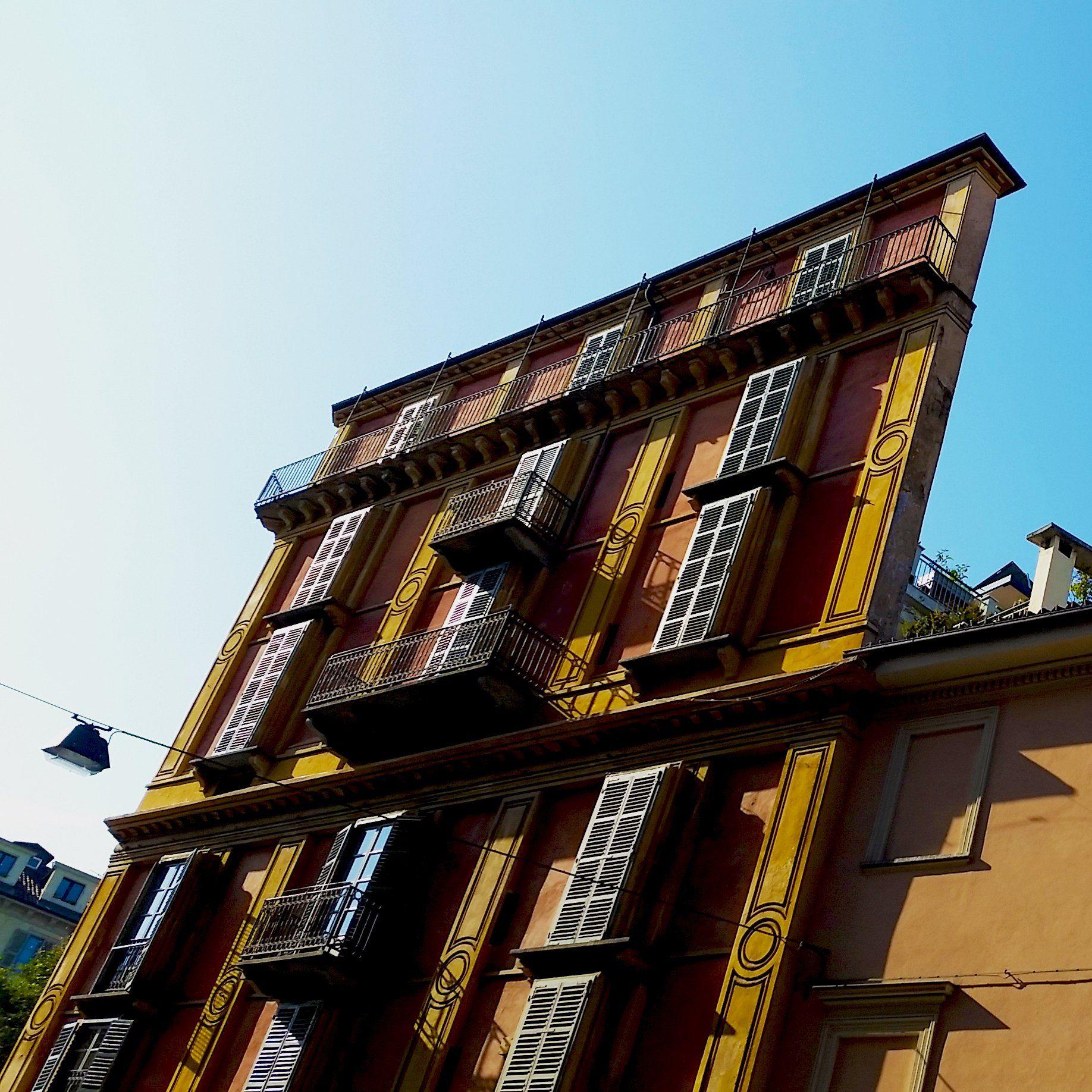 Casa Scaccabarozzi aka Fetta di Polenta Torino 3 Pinterest