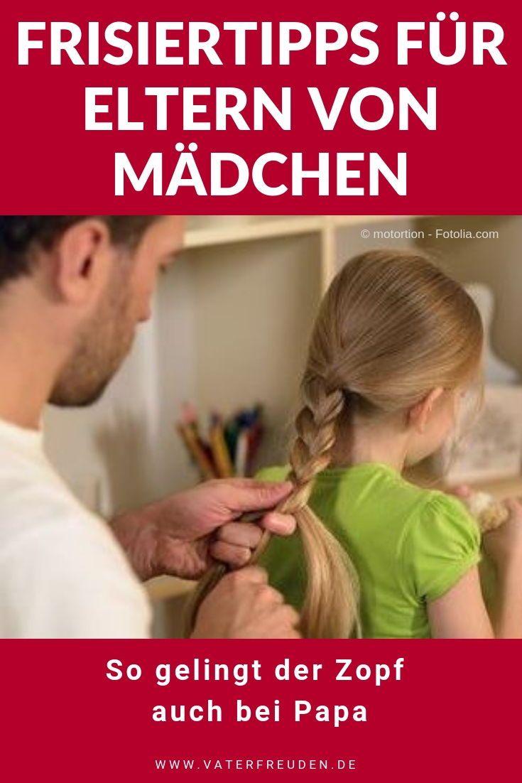 Die Haare meiner Tochter – Frisiertipps für Väter | Vater ...