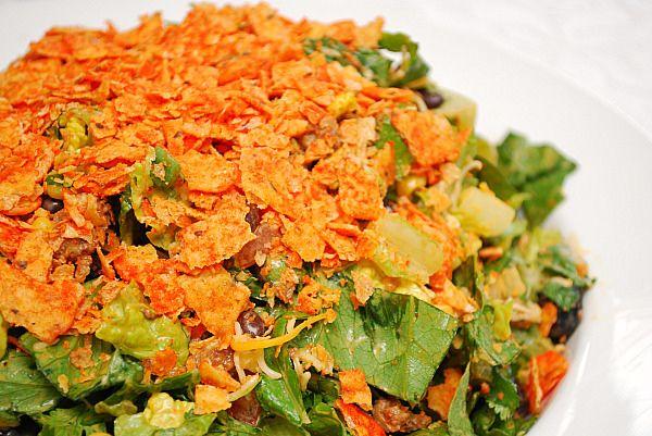 Dorito Taco Salad by ItsJoelen, via Flickr