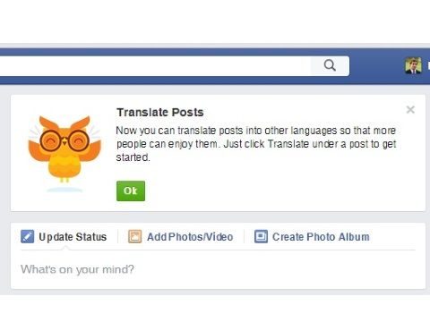 Facebook Testing Translation Tool? - http://feedproxy.google.com/~r/socialtimes/~3/k93cCXqdpFY/618384?utm_source=rss&utm_medium=Friendly Connect&utm_campaign=RSS