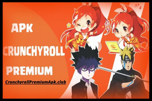 Crunchyroll Premium APK in 2020 Crunchyroll, Anime