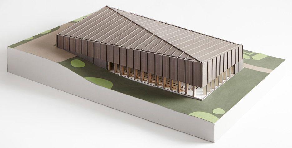 Nowy basem w Surrey