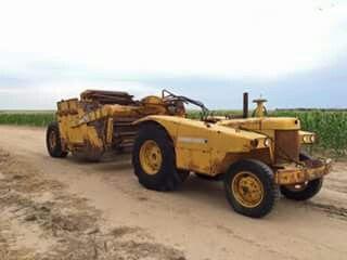 JOHN DEERE 840 Scraper Pan | Machinery | Industrial