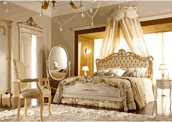 10 Chateau Chic Bedroom Ideas | French country furniture ...