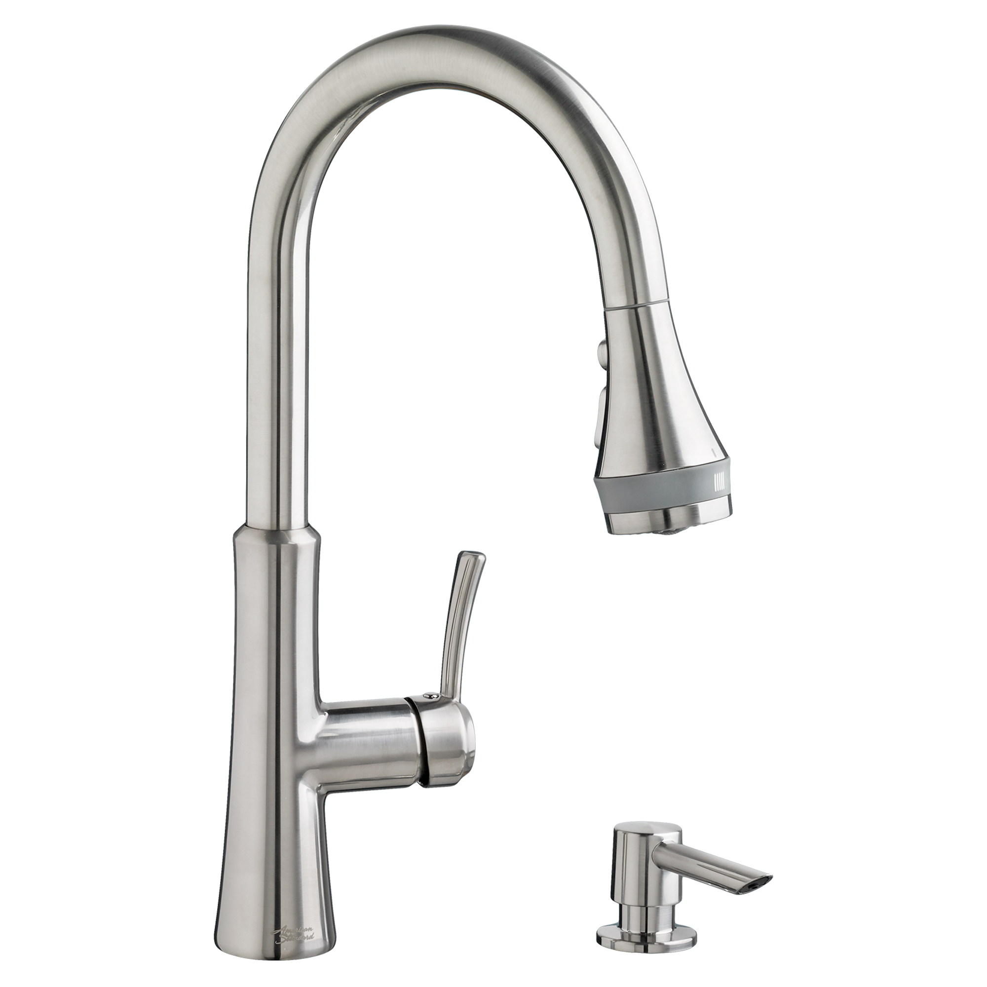 The Huntley Pull-Down Kitchen Faucet with SelectFlo offers ...