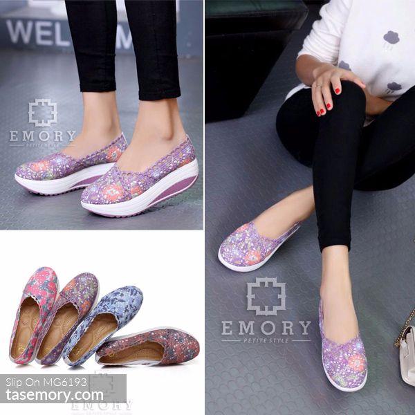 Sepatu Emory Slip On Mg6193 Terbaru Sepatu