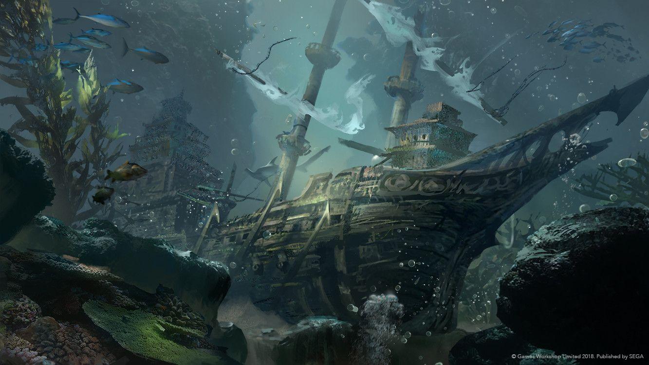 ArtStation - Total War: WARHAMMER II - Curse of the Vampire