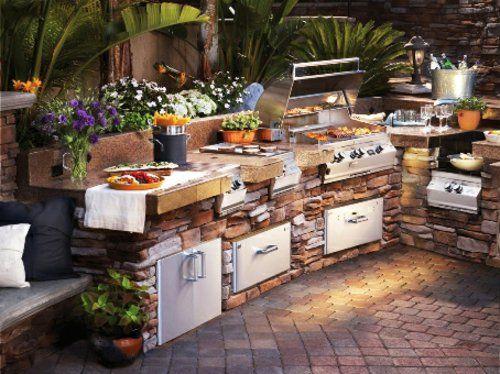 Grill Außenküche Selber Bauen : Sommerküche selber bauen oder kaufen outdoor küche