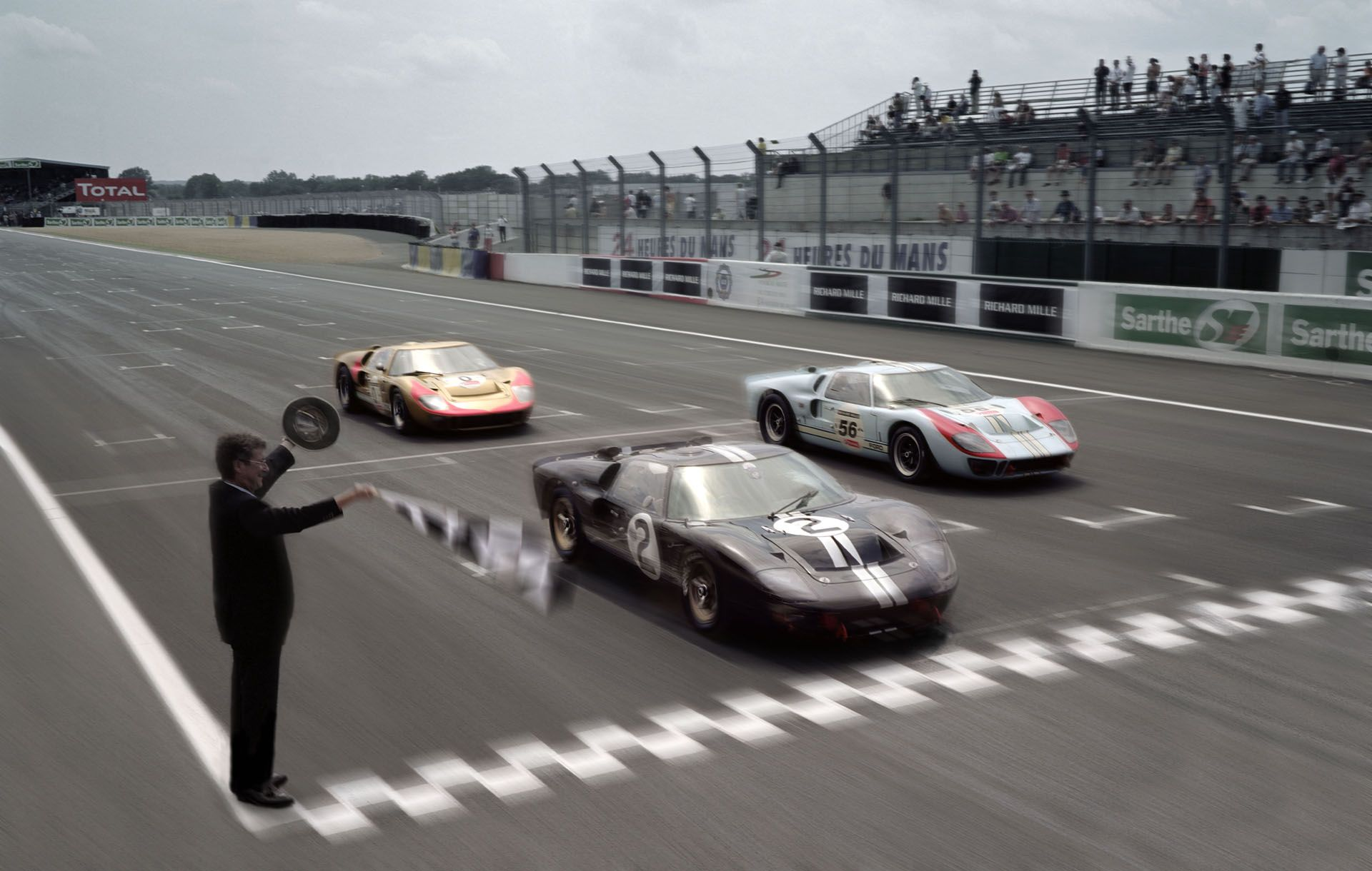 Ford Gt40 Le Mans 1966 Photo Gallery 7 10 Ford Gt40 Ford Gt Ford