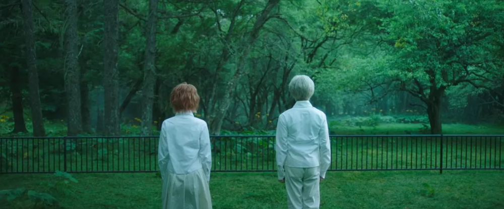 Latest Pv For The Promised Neverland Live Action Film Features New Scenes Otaquest Scenes Live Action Neverland