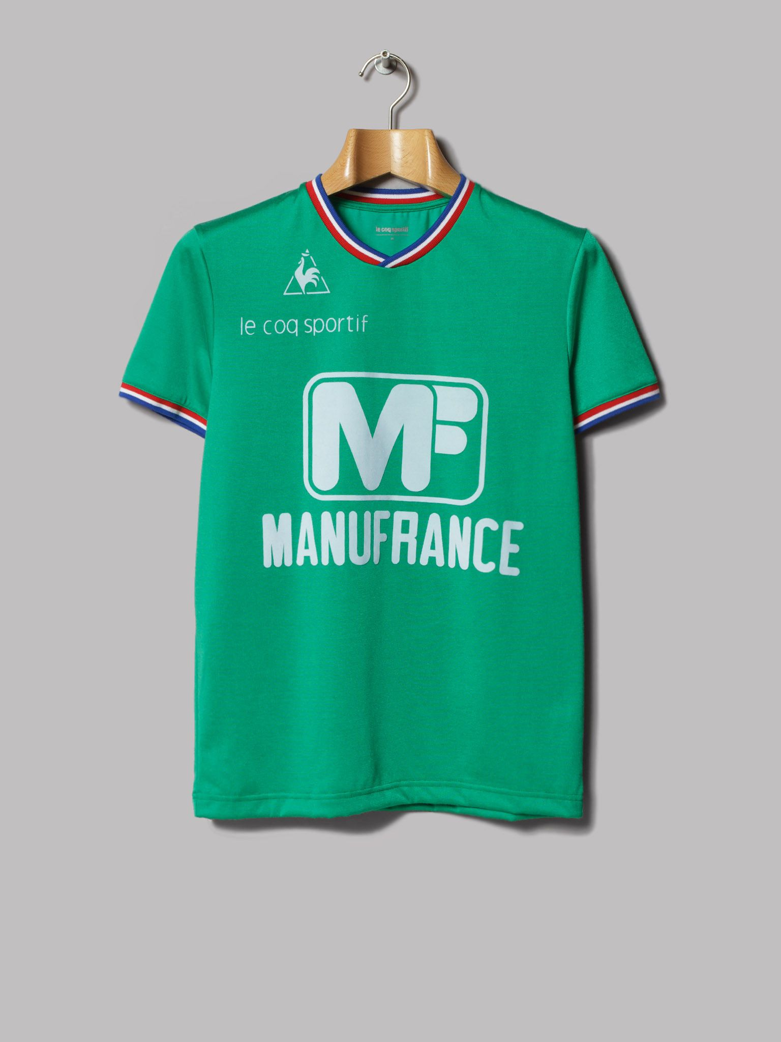 Le Coq Sportif Verts Jersey (St Etienne)