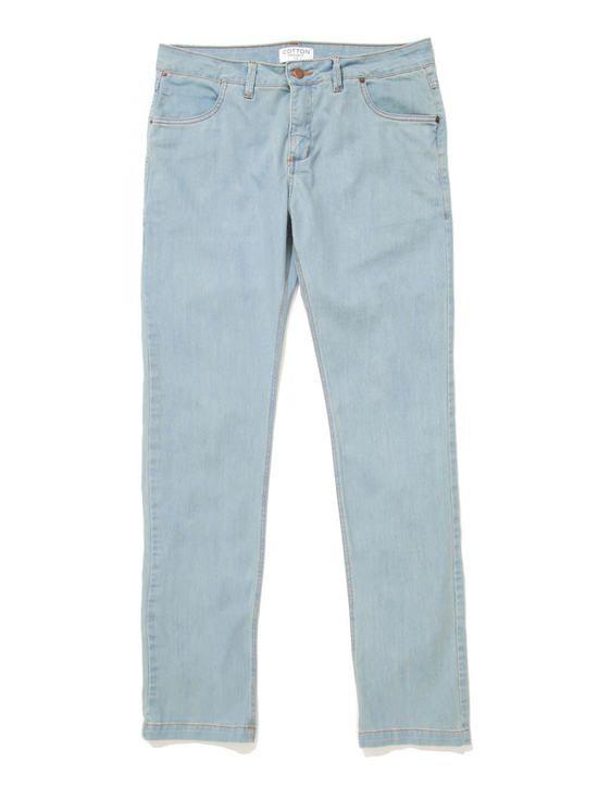 Denim Pants - Cotton Project