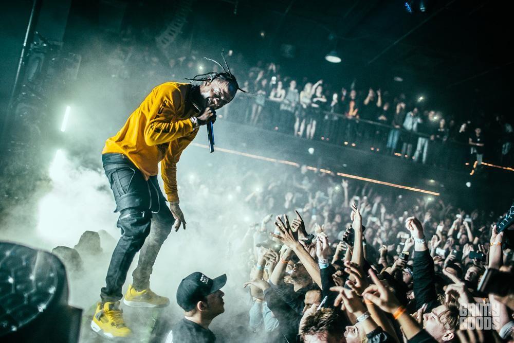 Travis Scott S Astroworld Tour Is The Greatest Show On Earth Travis Scott Concert Rap Video Travis Scott