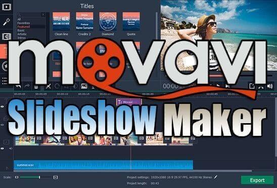 movavi slideshow maker full version free download