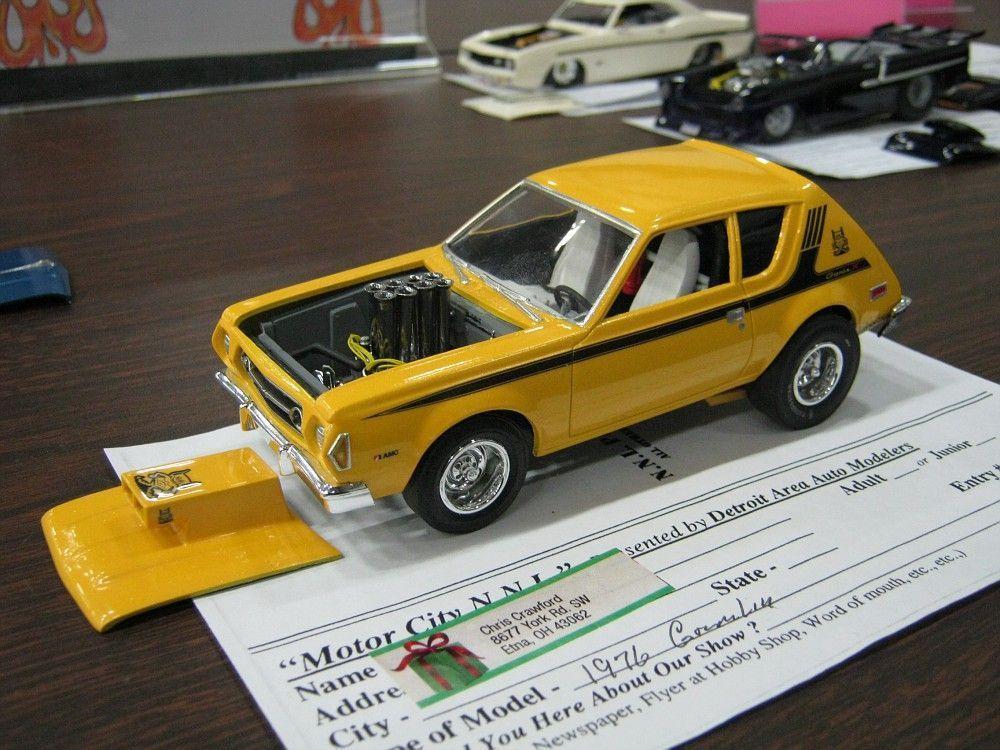 MPC AMC Gremlin model cars. | Amc gremlin, Plastic model