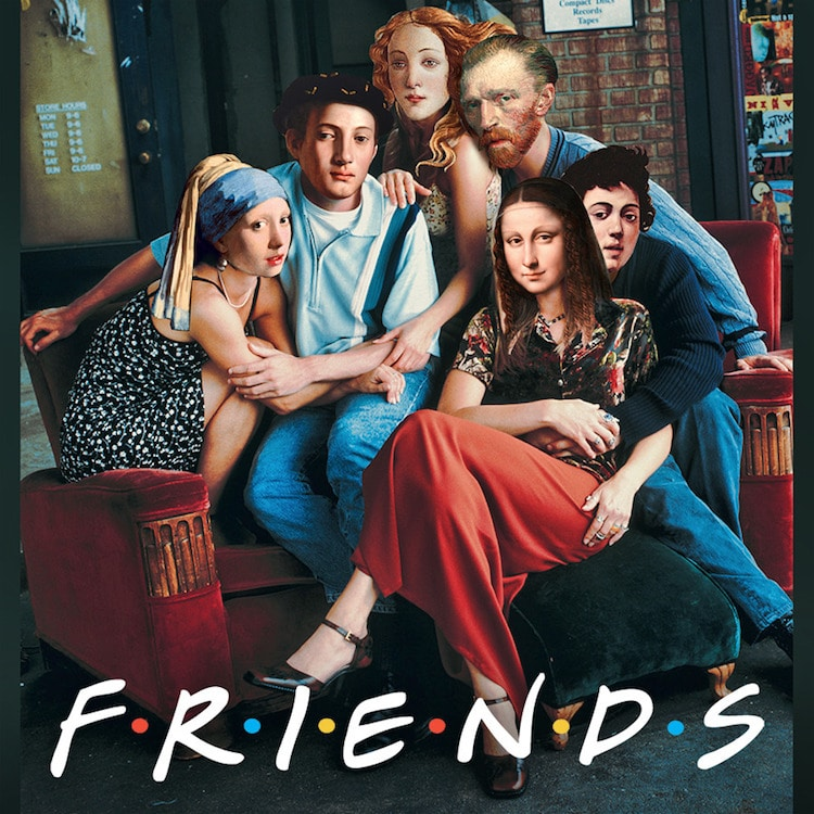 Photo of What If Famous Faces from Iconic Paintings Invaded Pop Culture