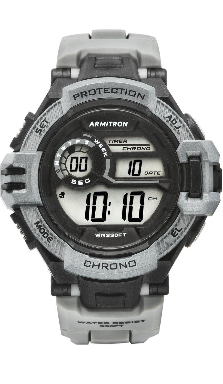 Black Digital Wristwatch Perfect for You 40/8383GRY
