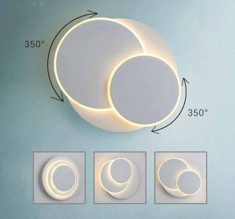 18w Led Wall Lamp In 2020 Led Wall Lamp Reading Wall Wall Lamp