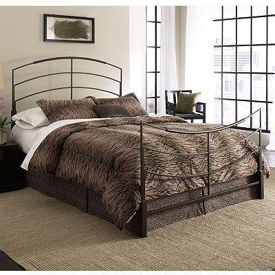 Full Bedframe Onsale At Kohls For The Home Pinterest Full Bed