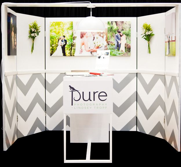 Trade show Inspiration: creating a stand-alone booth | Booth ideas ...