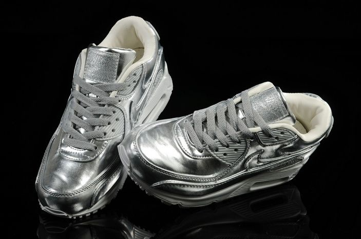 sneakers for cheap efadc 5774e ... best price moda nike air max 90 plata blanco rebajas zapatillas 4b7a9  ffd68