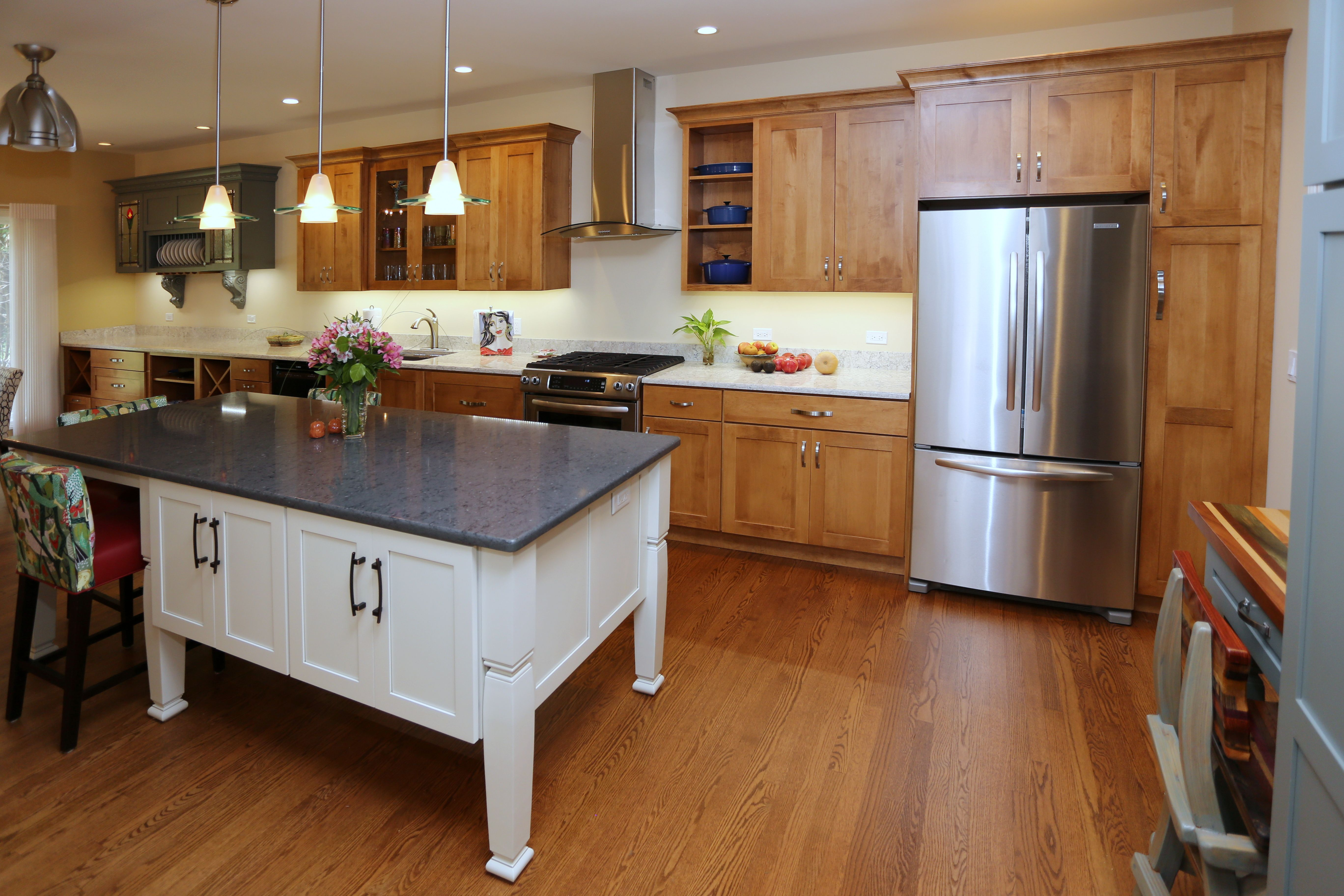 we spoke with lorin kirksey designer and salesman at seigles to understand a question we hear on kitchen remodel timeline id=66442