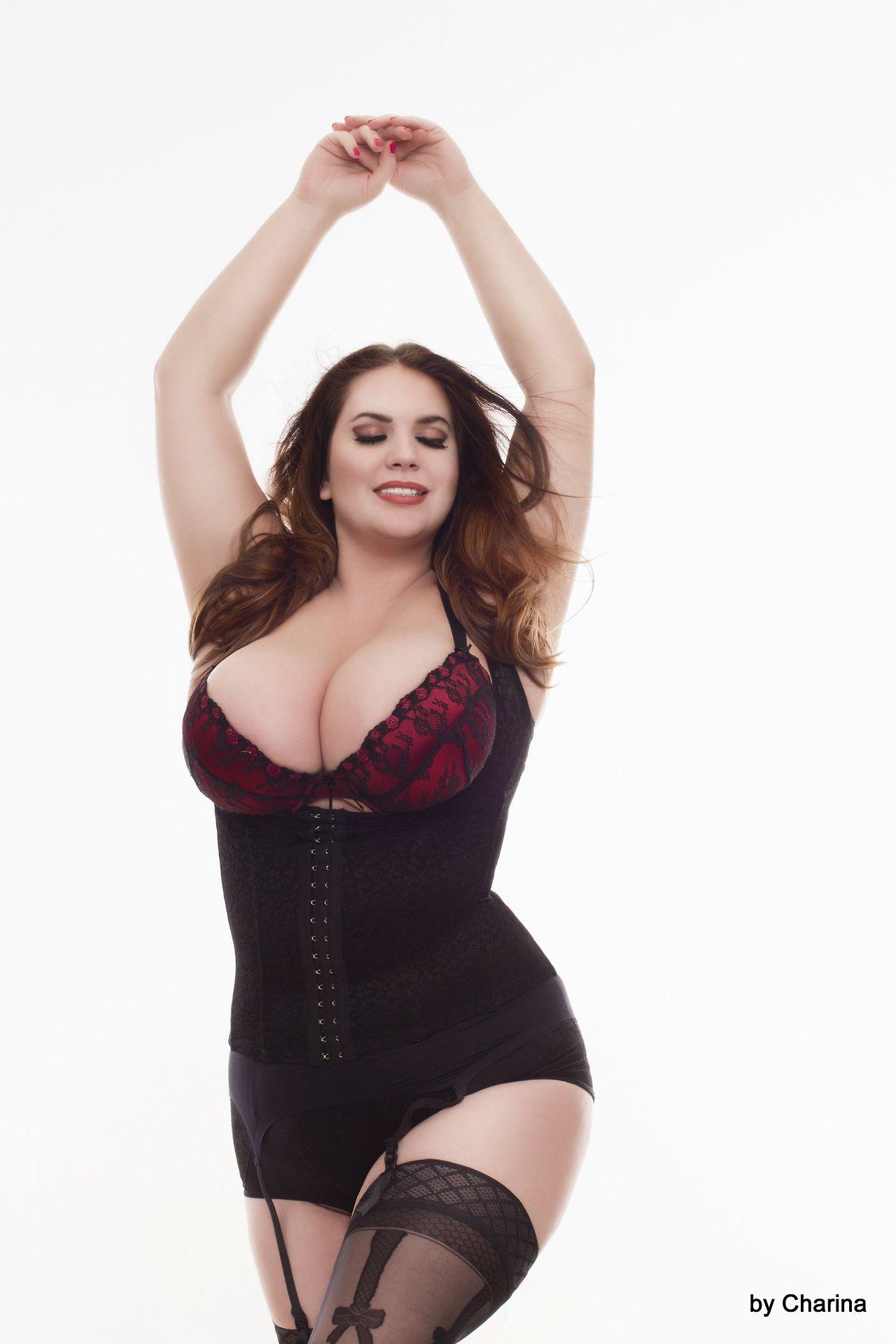 Bbw Lingerie Tumblr Top plus size model inna kulin | Любоваться женщинами | pinterest